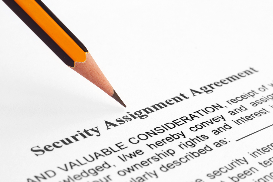 Security Agreement - Keyt Forms